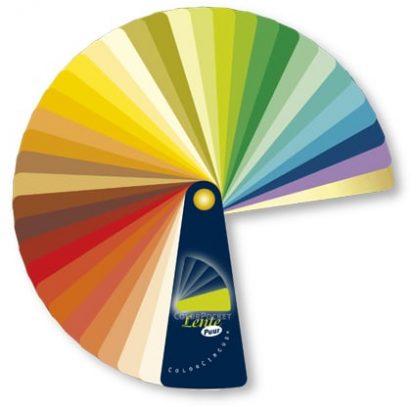 kleurenwaaier lente C1