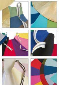 kleurkragen 10 seizoenen
