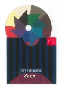 kleurendisc donker