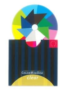 kleurendisc helder