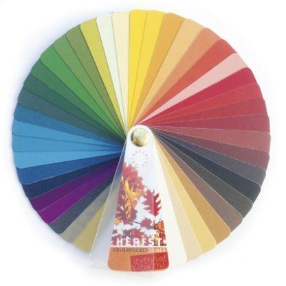 kleurenwaaier C2 herfst levendig