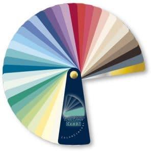 kleurenwaaier lentezomer C1