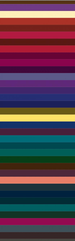 herfstwinter kleurenkaartje