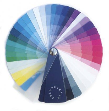 kleurenwaaier 2-zijdig extra