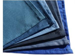 leurananalyse doeken blauw