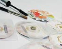 make-up disc achterzijde
