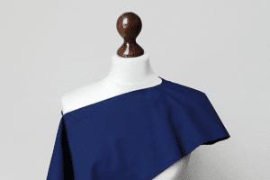 Set kragen/halslijnen stof