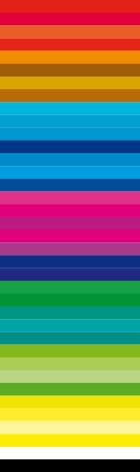 helder kleurenkaartje