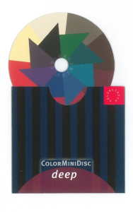 colordisc donker