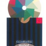 kleurenschijf gedempt