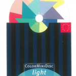 kleurenschijf licht