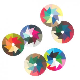 kleurenschijf cd